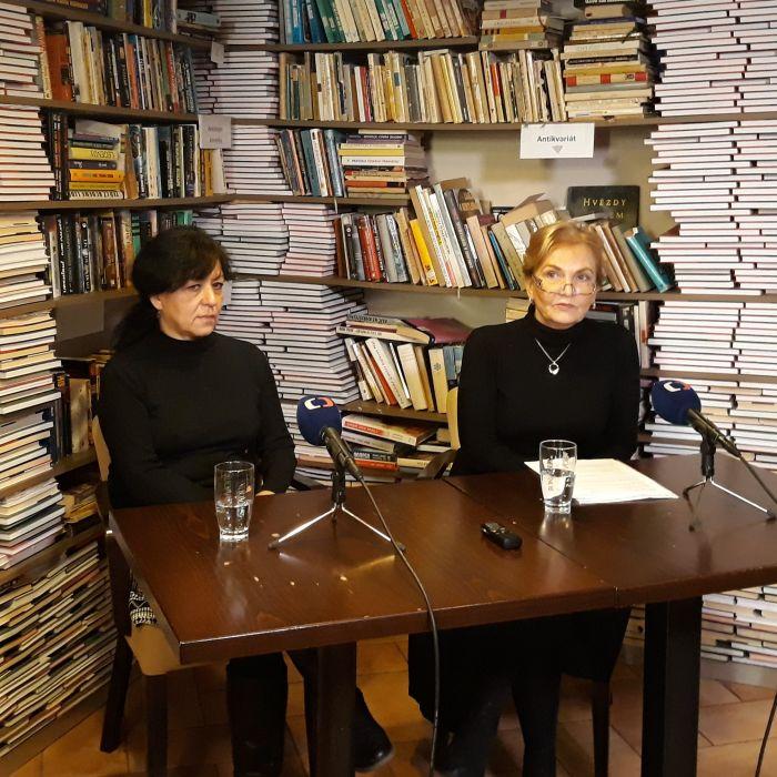Tisková konference ze dne 21.2.2018