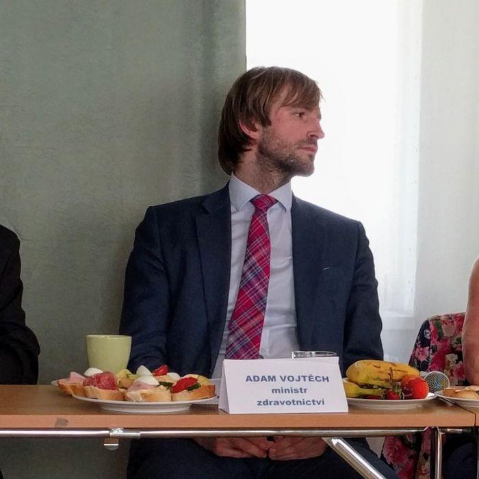 Zástupci domácí zdravotní péče jednali s ministrem Vojtěchem u kulatého stolu